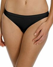 4 BARELY THERE Microfiber Bikini 2355 / X355 BLACK