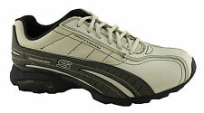 SKECHERS STAMINA 2.0 MENS SHOES / RUNNERS NATURAL/BRWN US SIZES 8,9,10,11,12,13