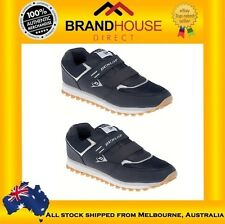 DUNLOP KT VELCRO MENS SHOES / RUNNERS / JOGGERS NAVY AUS SIZES ON SALE NOW!