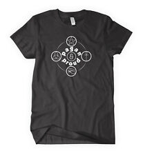 PAGAN AND PROUD T-shirt wiccan wicca druid religion