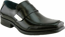 JULIUS MARLOW MISCONDUCT MENS DRESS SHOES/SLIP ONS BLACK AUS SIZES ON EBAY AUS