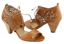 ORIZONTE VENNA LADIES SHOES/SANDALS/HEELS CUOIO EUR SIZE 36, 37, 38, 39, 40, 41