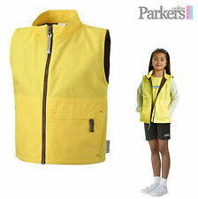 "BRAND NEW BROWNIES GILET BODY WARMER BROWNIE GIRL GUIDES UNIFORM SIZE 28""- 34"""