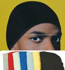 Spandex Wig Cap Wave Swimming Cap Fitted Wrinkle Free Durag Du-rag Doo-rag