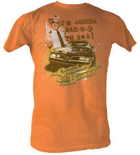 SMOKEY & BANDIT BBQ OFFICIAL LICENSED MENS T-SHIRT