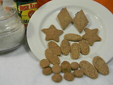 Homemade Peanut Butter Doodles Dog Treats 4oz Great Healthy Snack Dogs/Puppies