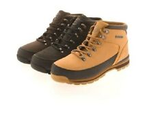 MENS GROUNDWORK LEATHER SAFETY WORK BOOTS STEEL TOE CAP ANKLE  BOOTS SHOES HIKER