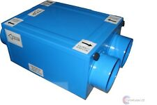 Whole House In-Line Heat Recovery ventilation System KIT Controls Condensation