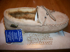 OLD FRIEND SLIPPER MOCCASIN MEN'S EXTRA WIDE 5E 9 TO 14