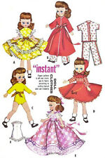 """2239 ~ Vintage Doll Clothes Pattern ~ 8"""" or 10""""  Betsy McCall ~ Instant Wardrobe"""