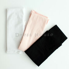 GIRLS BOYS BASIC BALLET DANCE TIGHTS-WHITE,PINK,BLACK-SIZE S,M,L-MADE IN KOREA