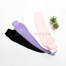 GIRLS BOYS TODDLER BALLET DANCE LEG WARMERS CUTE KNITTED LEG SOCKS LEGGINGS