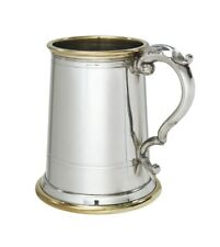 Personalised Wentworth Wortley Pint Pewter Tankard Engraved Gift
