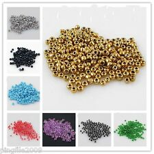 Jewelry Making 60 kinds 1000pcs 2mm Czech Glass Seed beads free shipping
