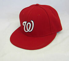 Washington Nationals Authentic Home Performance Cap 59Fifty On-Field MLB Red