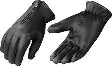 Mens Insulated Thermal Leather Glove Motorcycle or Everyday Look and Style 226TH
