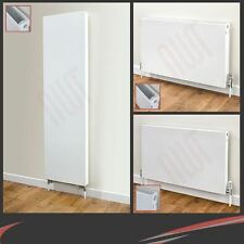 Vulcan Central Heating Flat Panel Radiators, Single & Double Convector Radiators