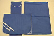 Free Ship! Hagerty Silver Polish Keepers Place Setting Cloth bags 3 choices