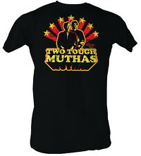 KARATE KID TOUGH MUTHAS OFFICIAL LICENSED MENS BLACK T-SHIRT NEW