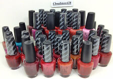 Discontinued OPI Nail Lacquer - Collection of VERY RARE Colors .5oz (Series 7)