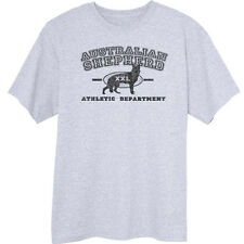 Australian Shepherd Athletics Novelty T Shirt