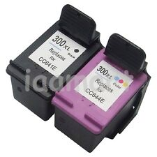 Refilled ink For HP 300 300XL CC641E CC644E Printers and Combination Listed