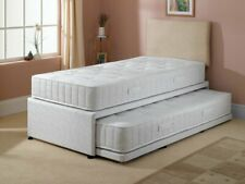 3ft Single Divan Guest Bed, Pull-Out Bed, Visitors' Bed