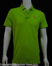 Abercrombie & Fitch Men's Polo Mount Marshall Light Green NWT
