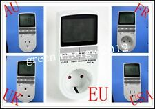 new!TIMER-Plug in Programable Timer Switch 24h 7 Day week Digital LCD display