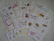 HAPPY BIRTHDAY / SPECIAL DAY CARDS  6 assorted designs multi packs partycascades