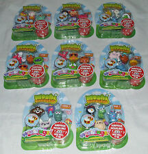 MOSHI MONSTERS MOSHLING 5 FIGURE PACK - SERIES 1 CHOICE OF 8 STYLES BNIB