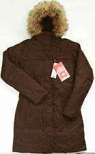 THE NORTH FACE Women Arctic Parka Jacket Brown XS XL Hyvent Down Puffer ANHD NEW