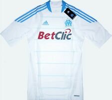 Olympique Marseille TECHFIT Player Issue Football Shirt Soccer Jersey Maillot