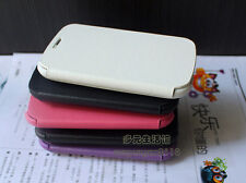 New Luxury PU Leather Flip Case Phone Cover for Samsung Galaxy S DUOS S7562 #FG