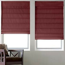 NEW Thermal Lined Roman Shade/Blind ~ VARIOUS COLORS & SIZES **FREE SHIPPING**