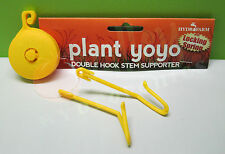 "3, 5, 10 pcs Hydrofarm PLANT YOYO WITH STOPPER 60"" Adjustable Plant Care Support"
