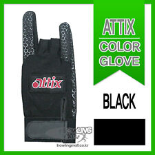 Attix Color Bowling Glove / Wrist Support / Right Hand