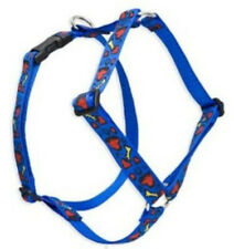 "1"" Lupine Large Dog Harness - Doggie Dreams - Roman Harness 24-38"""