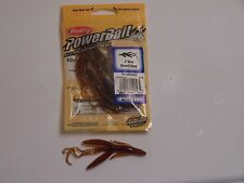 Berkley Powerbait 3in Power Hawg Bass Smallmouth Fishing Lure tackle MPH3-P3