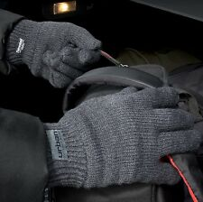 FULLY LINED KNITTED THINSULATE GLOVES 3cols WINTER WARM MENS LADIES S/M L/XL XXL