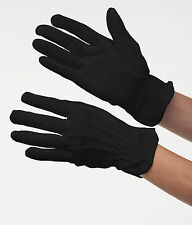 Heat Resistant Gloves Catering/ Hair Straightening S/M / L/XL Free P&P New Black