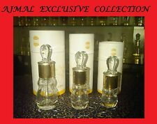 Ajmal Perfumes Exclusive Collection. Concentrated Perfume Oils Limited Edition.