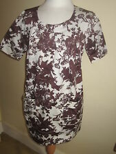 JOULES Camellia Top Tunic Dress FreeUKP&P RRP£59.95 Various sizes