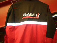 ADULT'S CASE IH BOILER SUIT / OVERALLS ADULTS - RED WITH BLACK