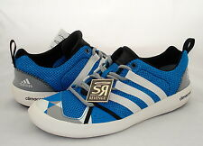 New adidas Sport Climacool BOAT LACE Shoes Craft Blue White Black CC Water