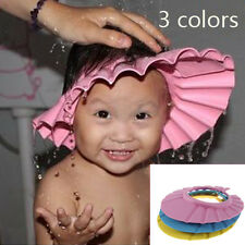 Baby /Kids/ Children Shower Cap with Shield ,which protects your baby or toddler