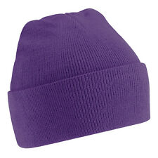 Beechfield Knitted hat All Colours & Sizes