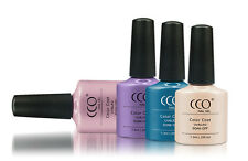 CCO UV/LED Soak Off Nail Gel Polish Colour -36 Colours + French Manicure Option