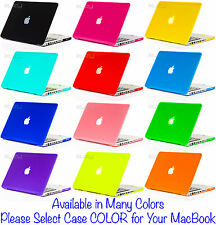 "Kuzy 16 COLORS- MacBook Pro 13.3"" Rubberized Hard Case Cover 13-Inch Model A1278"