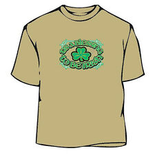 St. Patrick's Day Its Blessing To Be Irish T-Shirt